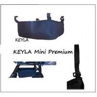 Универсален багажник за детска количка - Модел KEYLA Mini Premium