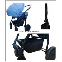 Багажник за детска количка - Модел KEYLA Medium Premium