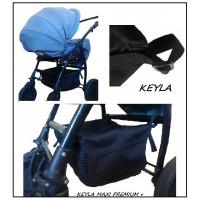Универсален багажник за детска количка - Модел KEYLA Maxi PREMIUM 2020 PLUS С КАПАК