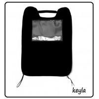 Протектор за седалка на кола  KEYLA KОDURA TAB с прозорец за таблет