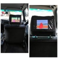 Стойка за телефон/ таблет за седалка на кола KEYLA Maxi