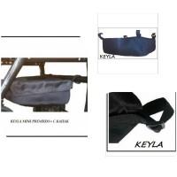 Универсален багажник за детска количка - Модел KEYLA Mini Premium + с капак