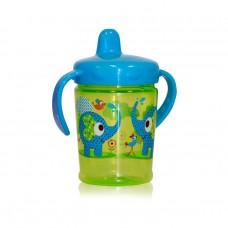 Чаша с твърд накрайник с дръжки ZOO LORELLI