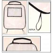 Протектор за седалка на кола с отделение за таблет KEYLA Premium