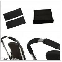 Комплект от две части калъф за дръжка на детска количка - неопрен KEYLA MINI