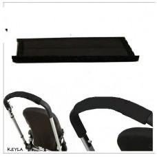 Калъф за дръжка / борд на детска количка - неопрен KEYLA цял-50 см