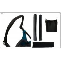 Калъф за борд / калъф за дръжка на детска количка KEYLA- Еко кожа 50 см