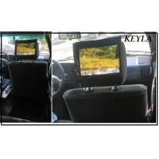 """Стойка за телефон/ таблет за седалка на кола KEYLA Maxi PREMIUM 9"""""""