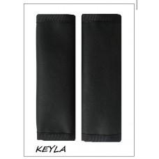Комплект калъф за дръжка на количка от две части - еко кожа  KEYLA MEDIUM
