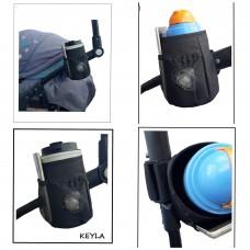 Поставка за чаша / шише  Стойка за шише / чаша за детска количка  модел Кодура 2020