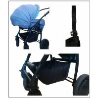 Универсален багажник за детска количка - Модел KEYLA Standart Premium